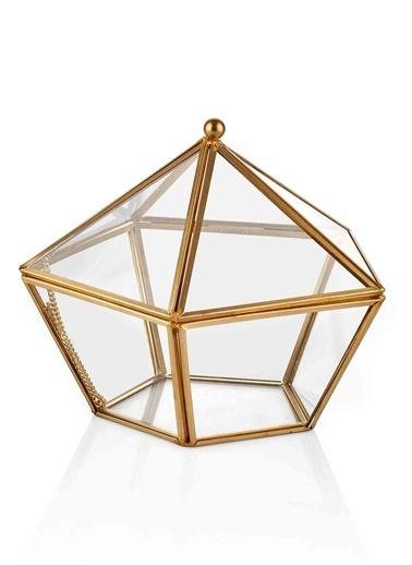 Brass Dekor & Çiçeklik 18 x 18 Cm-Morhipo Home